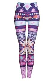 Deep Trip LUKIER women's leggings