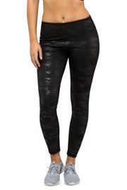 Rep In Peace Black Panther Women's leggins black-camo