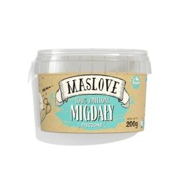 Maslove Roasted Almonds Butter 200g