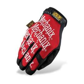 Mechanix Original Gloves Red