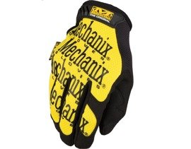 Mechanix Original Gloves Yellow