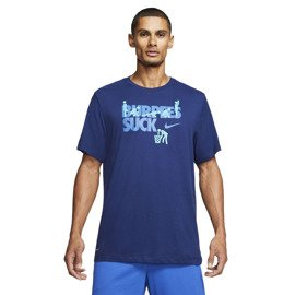 Men's Training T-Shirt Nike Burpees Suck Dri-FIT