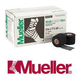 Mueller Tear light tape 6.9 m package (24 pcs) Black