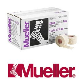 Mueller Tear light tape 6.9 m package (24 pcs) White