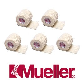 Mueller Tear light tape 6.9 m package (5 pcs) White