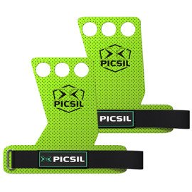 Picsil Azor Grips 3 Holes Lime