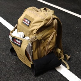 Picsil Tactical Backpack Camel 40L