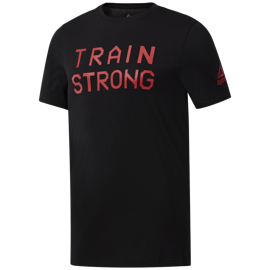 Reebok CrossFit Train Strong Tee
