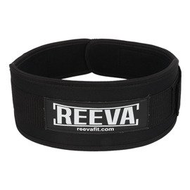 Reeva weightlifting neopene belt