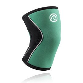 Rehband Rx Knee Sleeve 5mm Green