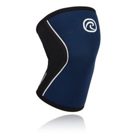 Rehband Rx Knee Sleeve 5mm Navy - Black