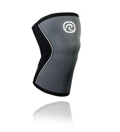 Rehband Rx Knee Sleeve 7mm Steel Grey