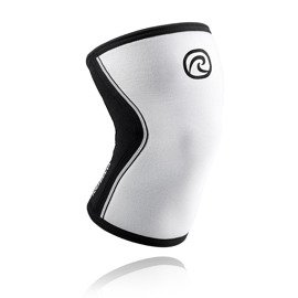 Rehband Rx Knee Sleeve 7mm White