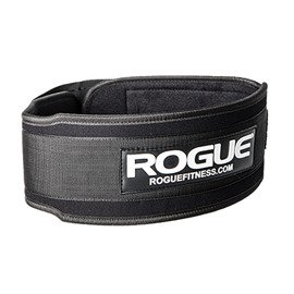 "Rogue Nylon 5""  Weightlifting Belt"