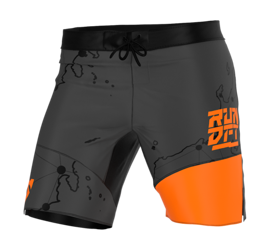 SMMASH CrossFit Rundefeated Men's shorts