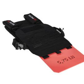 Set - Picsil MAG Tactical Vest + 5 kg plates
