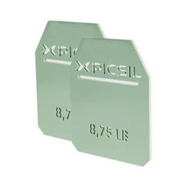 Tactical Vest Set Thorn Fit BLACK + Set of Thorn Fit Plates [Murph Man 20lbs / 9 kg]