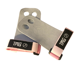 The Mjollnir Gang Classic 2 Holes Grips Pink
