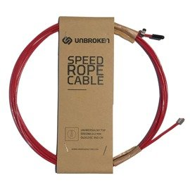 Thorn Fit 2.0 Red Steel 3m Coated Cable for Speed Rope