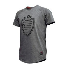 Thorn Fit Arrow T-Shirt Gray Melange