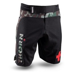 Thorn Fit Combat Training Shorts Camo