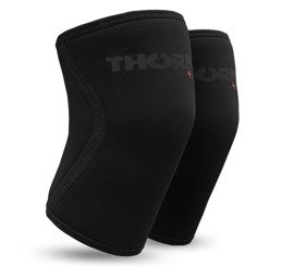 Thorn Fit Knee Sleeves 6mm Black (pair)