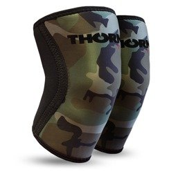 Thorn Fit Knee Sleeves 6mm Camo (pair)