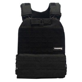 Thorn Fit Tactical Vest ARMY BLACK