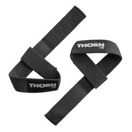 ThornFit Black Lifting Straps