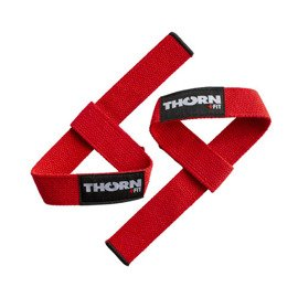 ThornFit Red Lifting Straps