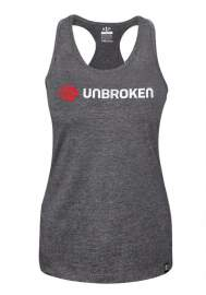 Unbroken Routine Is Your Enemy Tank Top