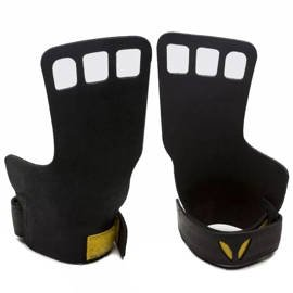 Women's Leather 3-Finger Victory Grips