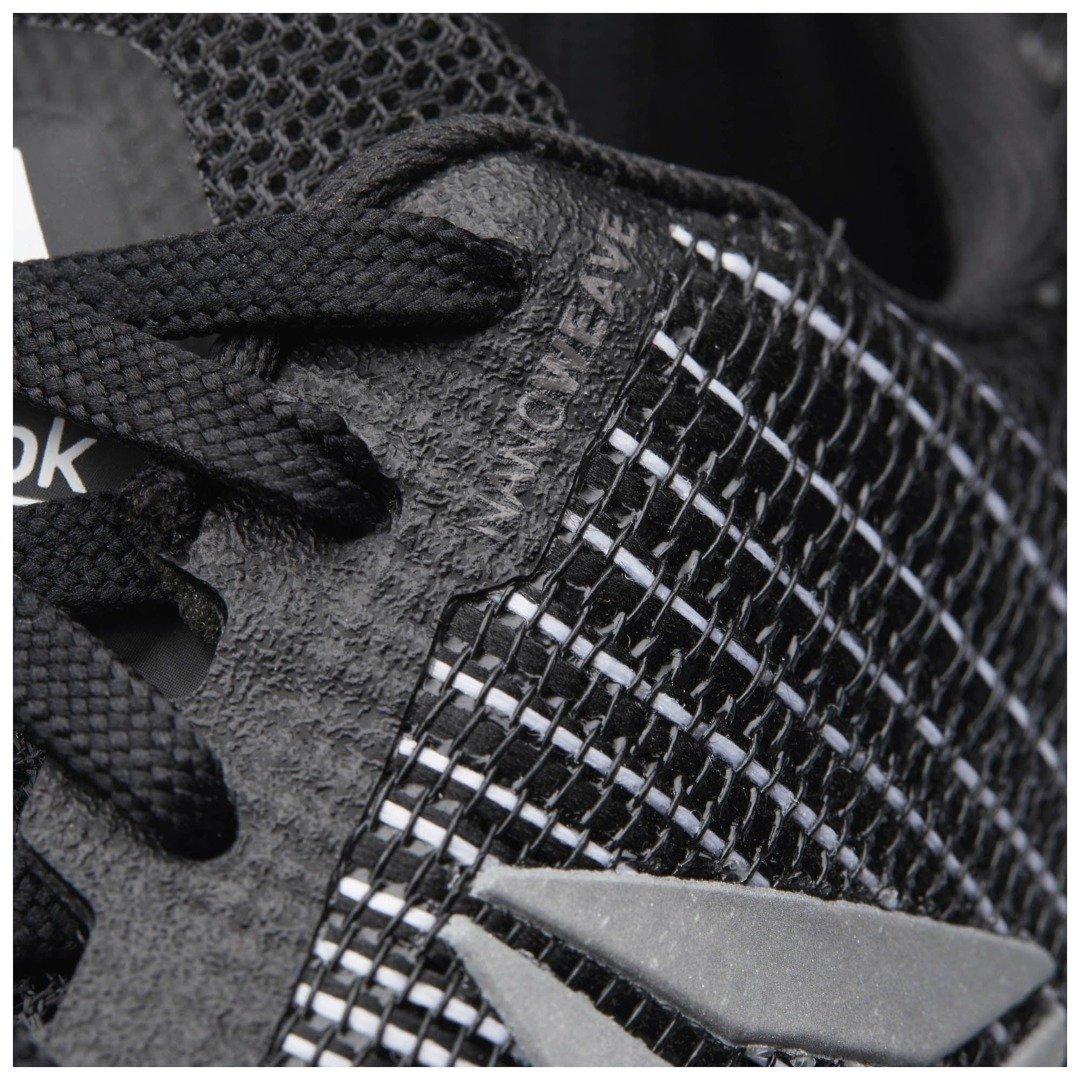 3d96cdbc8a180 Buty Reebok CrossFit NANO 7 WEAVE Damskie Czarno Biało Srebrne ...