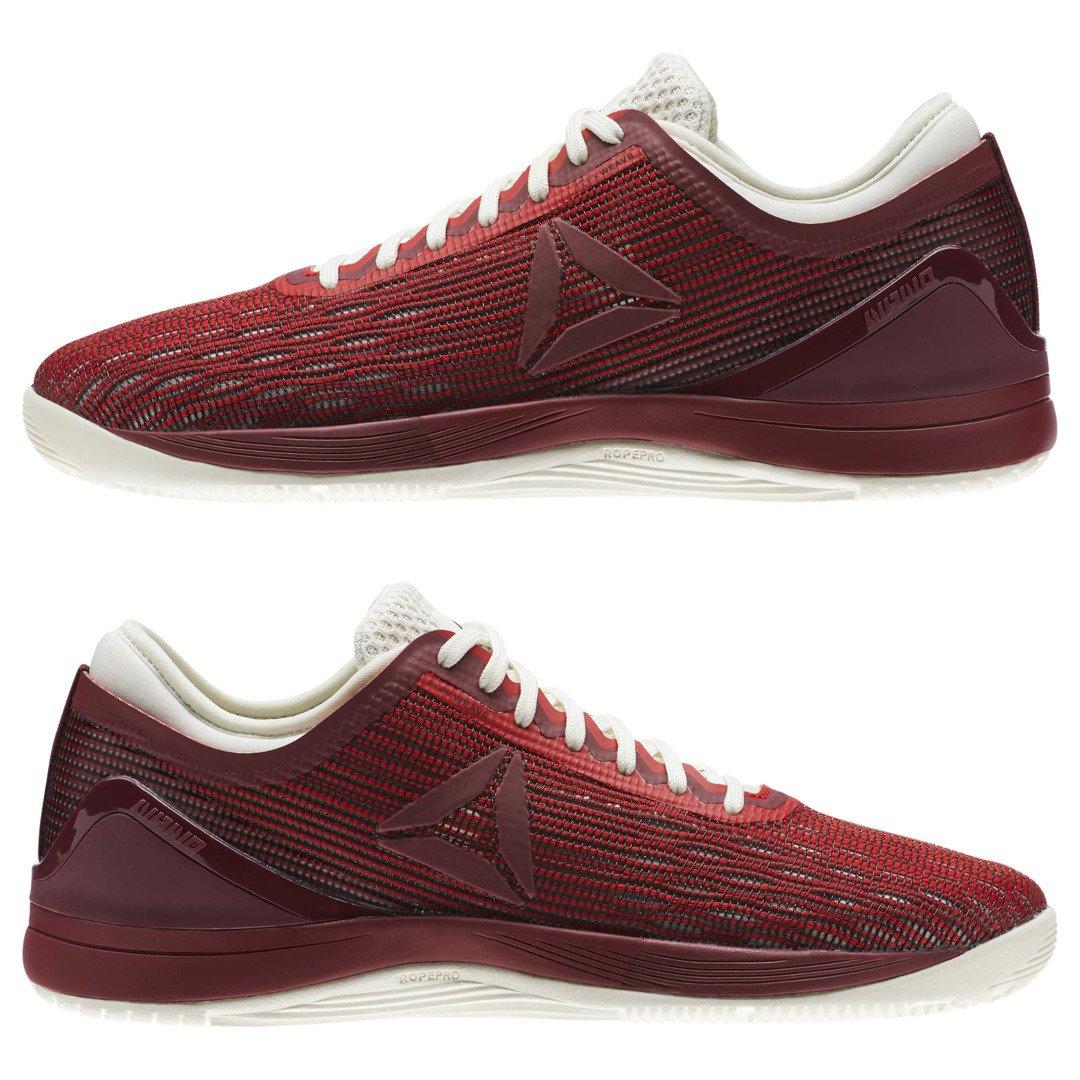 Buty Reebok CrossFit Nano 8 FLEXWEAVE Damskie Czerwono Białe