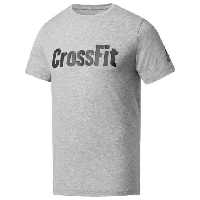 79d8b9387 Koszulka Męska Reebok CrossFit F.E.F Graphic Szara - Unbroken store, sklep,  akcesoria, odzież