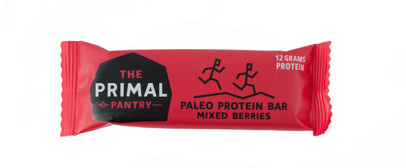 Baton proteinowy The Primal Pantry mix jagodowy