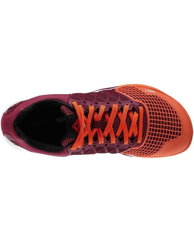 Buty Damskie Reebok Crossfit Nano 4.0 Orange Berry