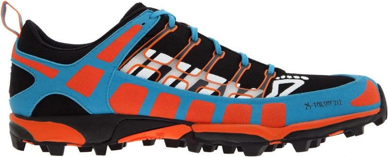 Buty Inov 8 X Talon 212 Black Orange Blue