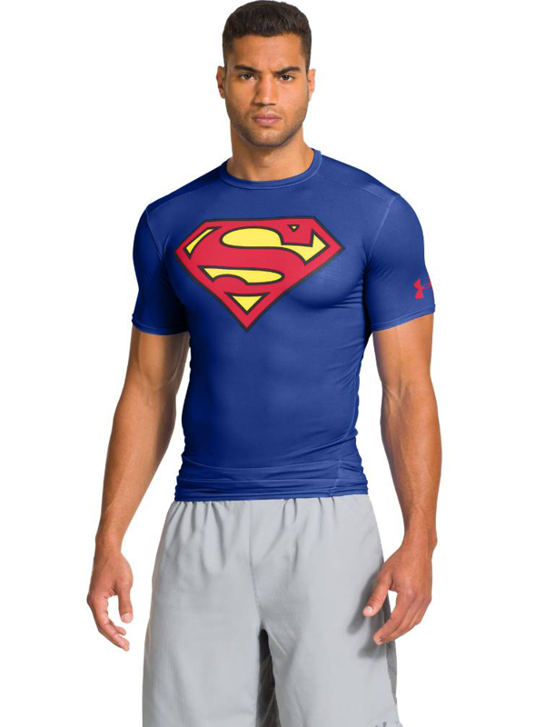 Koszulka Under Armour Alter Ego Superman