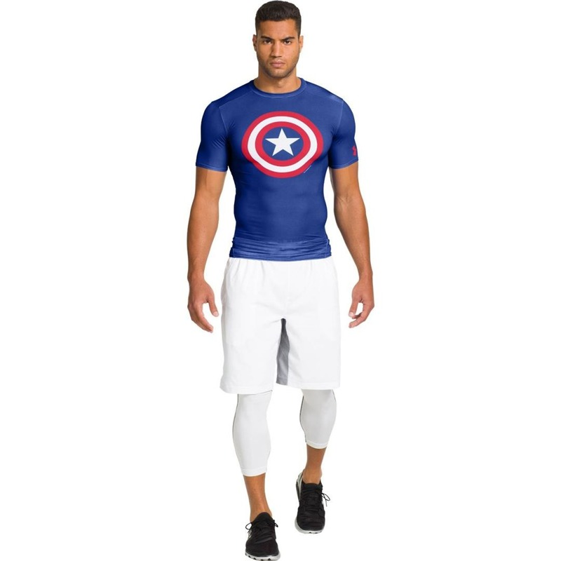 Koszulka Under Armour AlterEgo Captain America