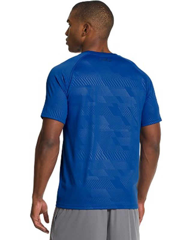 Koszulka Under Armour Nouvelty Blue