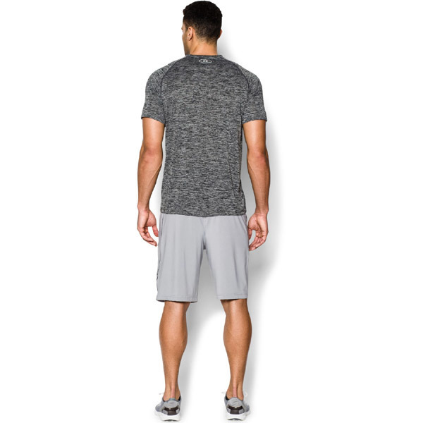 Koszulka Under Armour Tech Mel Gray