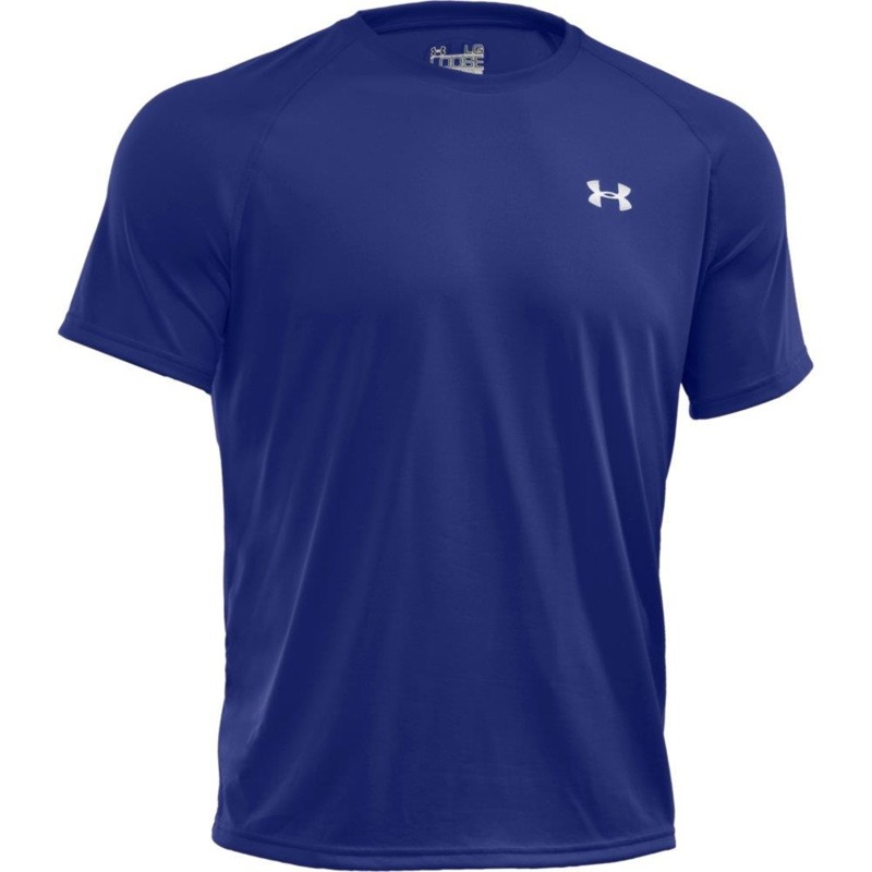 Koszulka Under Armour Tech Navy