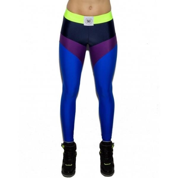 Legginsy Damskie Wake Up  amp  Squat