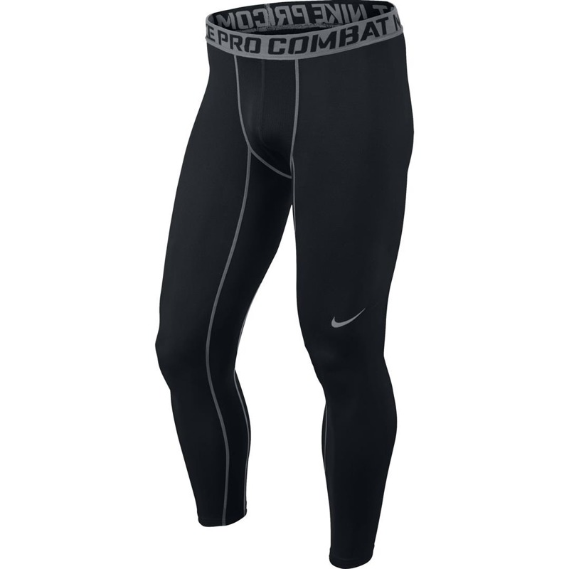 Legginsy M skie Nike Pro Combat Core Compression 2.0 Black