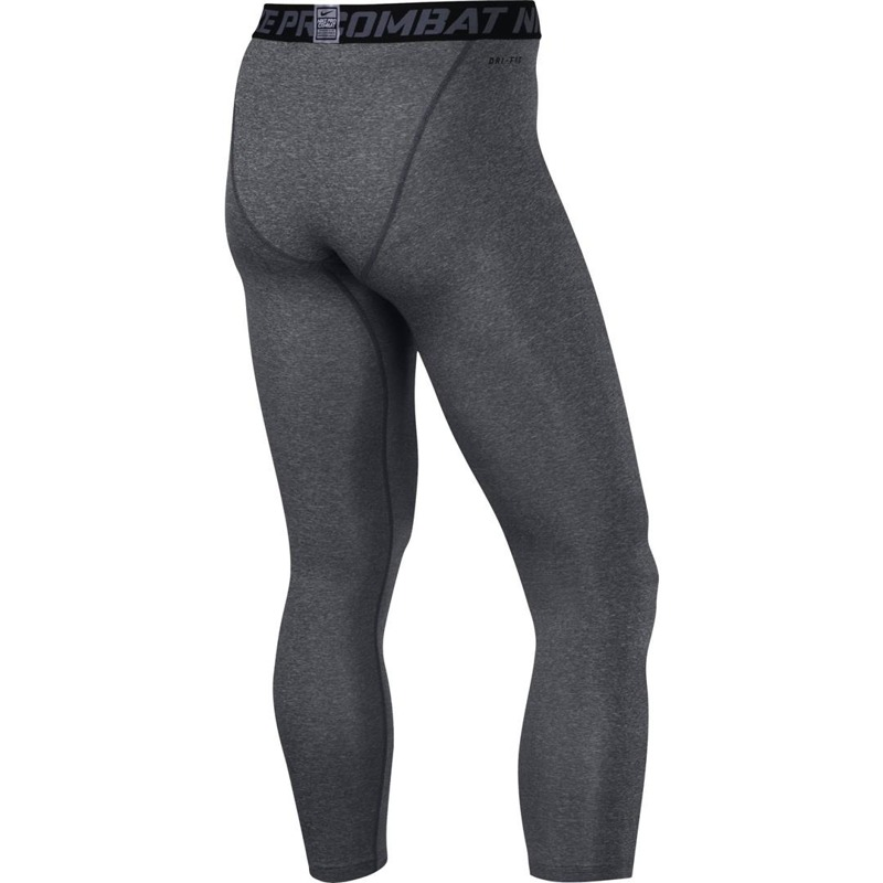 Legginsy M skie Nike Pro Combat Core Compression 2.0 Carbon