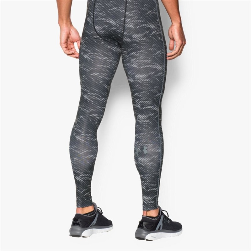 Legginsy M skie Under Armour Compression Printed