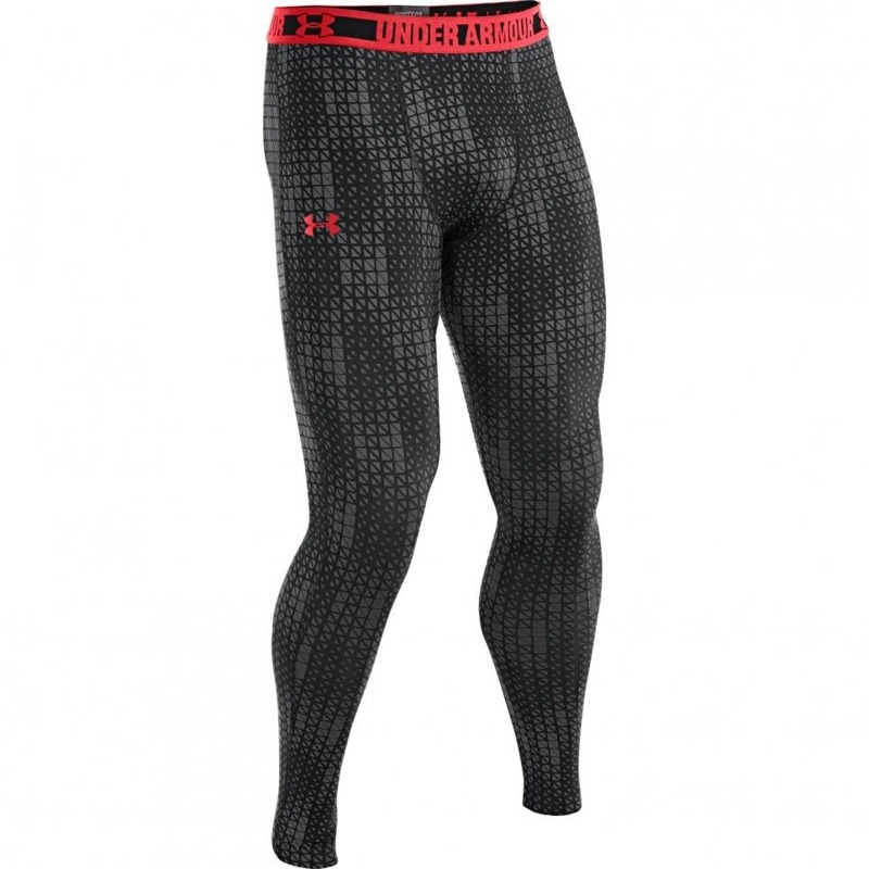 Legginsy Under Armour Sonic Graphite Risk