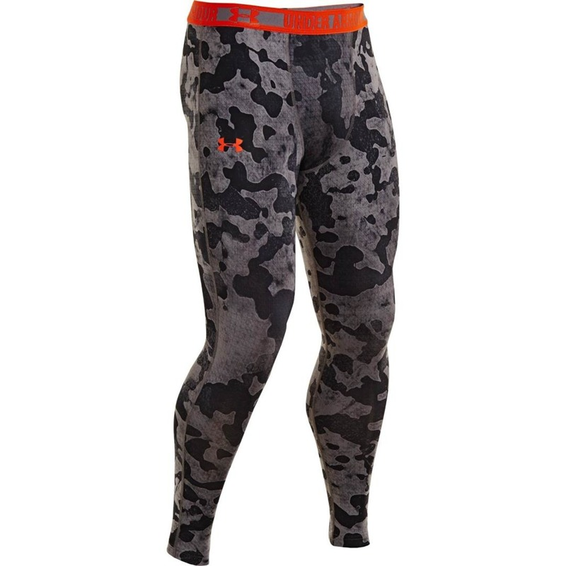 Legginsy Under Armour Sonic Graphite Volcano