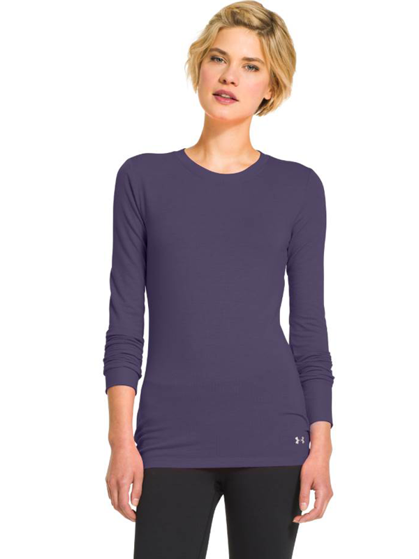 Longsleeve Damski Under Armour Infrared Purple